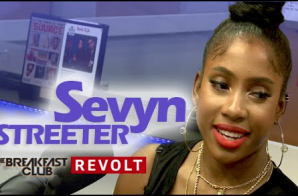 Sevyn Streeter Visits The Breakfast Club To Talk Latest EP, Relationship With B.o.B., & More (Video)