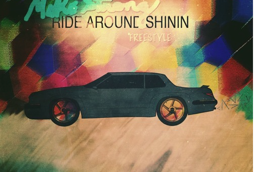 Mike Strong – Ride Around Shinin (Freestyle)