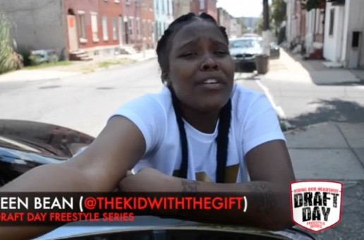 Leen Bean – Draft Day Freestyle (Video)