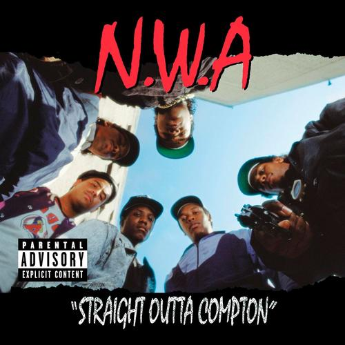 Straight_Outta_Compton N.W.A. Lands First Top 40 Hit On Billboard's Hot 100