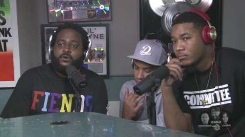 dream-500x281 Dreamville's Bas, Cozz, and Omen Sits Down With On Ebro In The Morning (Video)
