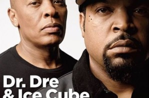 It Aint Nothing But A Compton Thang: Dr. Dre & Ice Cube Cover Rolling Stone Magazine
