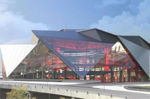 Welcome To Atlanta: Mercedes-Benz Will Acquire The Name Of The Atlanta Falcons New Stadium