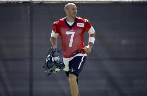The Houston Texans Have Named Brian Hoyer Their Starting Quarterback