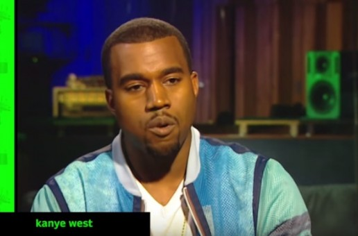 Kanye West On Getting In The Middle Of Jay Z & Nas Beef (Previously Unreleased 2005 Interview Clip)