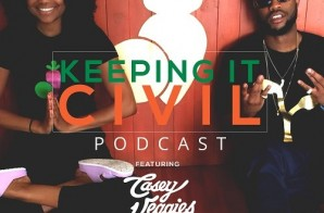 Keeping It Civil With Karen Episode 2: Casey Veggies (Podcast)