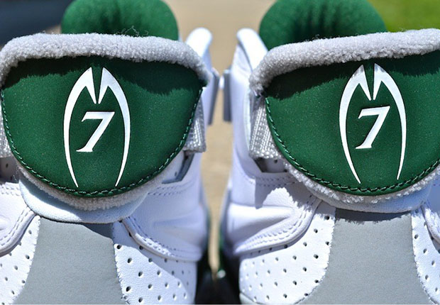 """ed6655d8 Nike Zoom Vick II """"New York Jets"""" (Photos) 