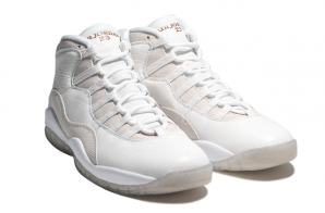 Take A Look At Drake's OVO Air Jordan X + Release Date!