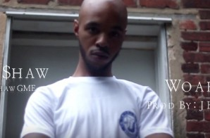 Ran$haw – Woah (Prod by J Fresh) (Official Video)