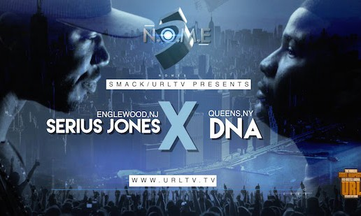 Serius Jones vs. DNA Rap Battle Video
