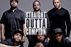 Straight Outta Compton Remains No.1 At The Box Office Raking In More Than $115M In Two Weeks!
