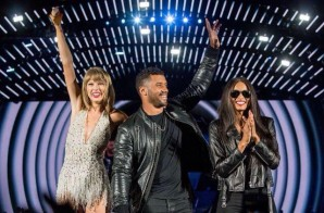 Fetty Wap, Russell Wilson & Ciara Joined Taylor Swift On Stage In Seattle (Video)