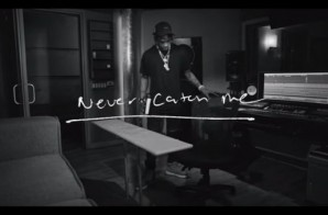 """Travi$ Scott Teams Up With Beats By Dre x UNDFTD To Preview """"Never Catch Me"""" (Video)"""
