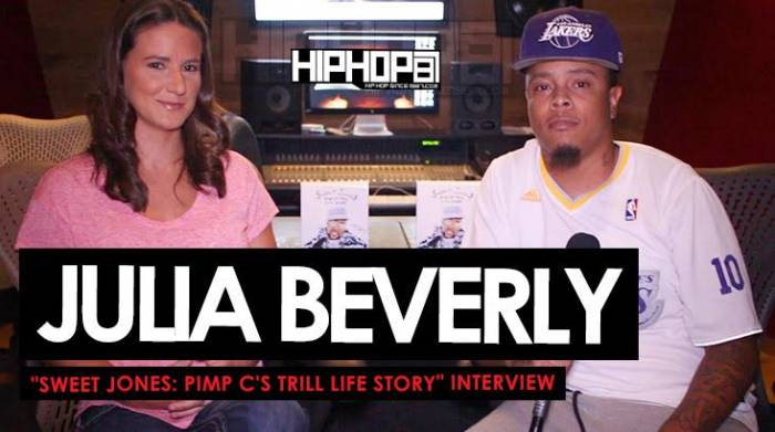"unnamed25 Julia Beverly Talks Her Novel ""Sweet Jones: Pimp C's Trill Life Story"", OZONE Magazine & More With HHS1987 (Video)"