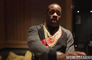 Yo Gotti – Poppin' / Trap Niggas (Freestyles)(Video)