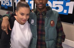 Angie Martinez Interviews Big Sean (Audio)