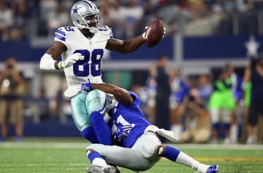 Man Down: Dallas Cowboys Star Dez Bryant Will Miss (4-6) Weeks With A Foot Injury