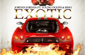 Jordan Jordan – Exotic Ft. Young Dolph