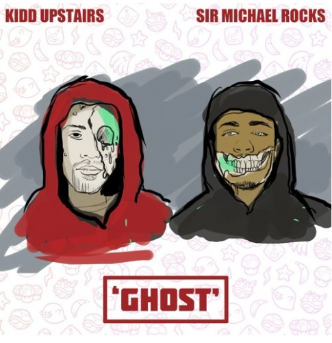 Screen-Shot-2015-09-26-at-11.41.05-AM-1-485x500 Kidd Upstairs - Ghost Ft. Sir Michael Rocks
