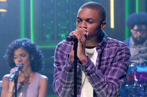 "Vince Staples & Jhene Aiko Perform ""Lemme Know"" On The Tonight Show (Video)"