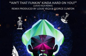 Kendrick Lamar Featured On New George Clinton Song!