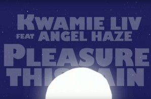 Angel Haze x Kwamie Liv – Pleasure This Pain (Video)