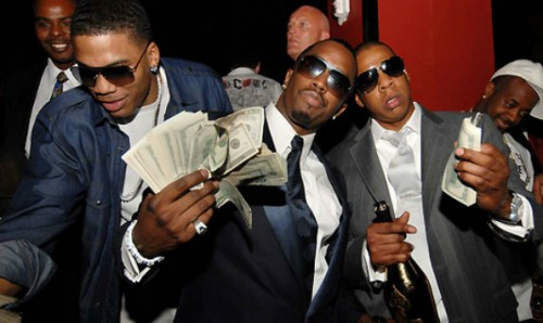 diddy-money-500x298 Diddy Takes The Crown As Forbes Releases The Hip-Hop Cash Kings List!