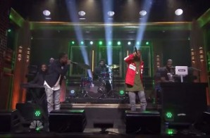"Fetty Wap x Monty Perform ""679"" Live On Fallon! (Video)"