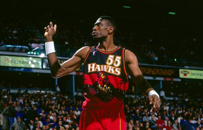 gettyimages-461239147 Well Deserved: The Atlanta Hawks Will Retire Dikembe Mutombo's Number 55 On November 24th