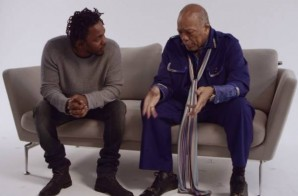 Kendrick Lamar Meets Legendary Composer Quincy Jones! (Video)