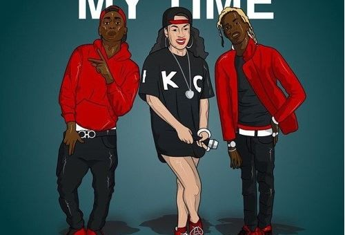 Keyshia Cole – Don't Waste My Time Ft. Young Thug