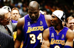 Shaq & Kobe Reunite To Address The State Of The NBA