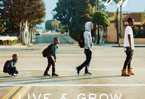 Casey Veggies Debuts The Official Tracklist To Upcoming Project, 'Live & Grow'