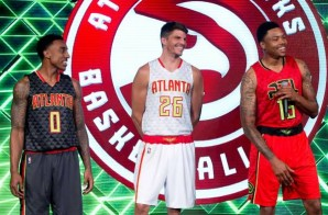 The Atlanta Hawks Offer First Glimpse Of New Court & 2015-16 Roster To Their Fans During Open Practice On Oct. 3