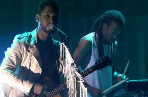 "Miguel Performs ""Simplethings"" Live On Fallon! (Video)"