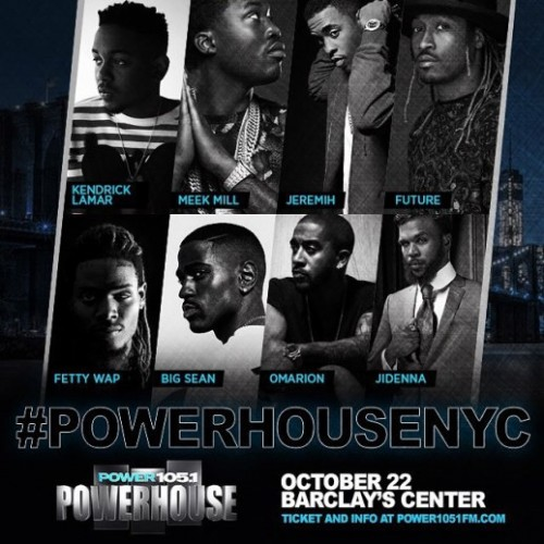 powerhouse2015-500x500 NYC's Power 105 Reveals Lineup For Powerhouse 2015 Concert!