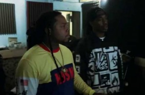 King Louie – Ballin (Video)