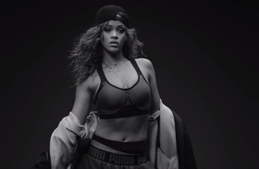 "From Music To Sportswear, Watch Rihanna Go ""Platinum"" In Her New PUMA Commercial! (Video)"