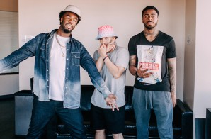 "Sage The Gemini – ""Anti"" Ft. IAMSU!"