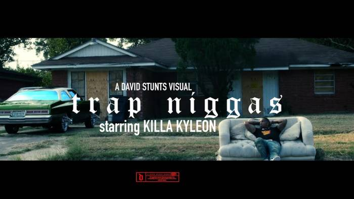 unnamed-44 Killa Kyleon - Trap N*ggas (Video)