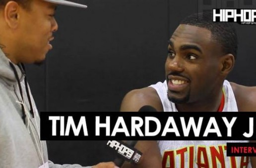Tim Hardaway Jr. Talks Being Traded To The Atlanta Hawks, Advice From His Dad & Grant Hill, Coach Bud vs. Coach