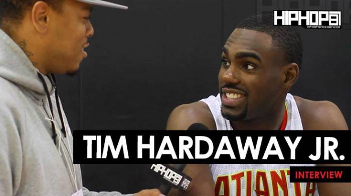 unnamed-56 Tim Hardaway Jr. Talks Being Traded To The Atlanta Hawks, Advice From His Dad & Grant Hill, Coach Bud vs. Coach