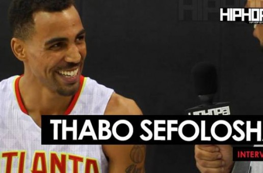 Thabo Sefolosha Talks His Road To Recovery, Missing The Hawks 2014-15 NBA Playoffs Run & More With HHS1987 (Video)