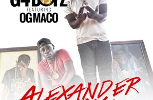 G4 Boyz – Alexander Wang Ft. OG Maco (Video)