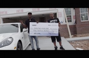 YoungGoldie – Checks (Video)