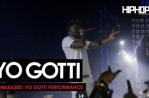 Unreleased Yo Gotti 2012 Performance At The Trocadero Theater (Phila, Pa) (Video)