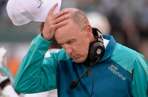 Fin-ished: Miami Dolphins Head Coach Joe Philbin Has Been Fired