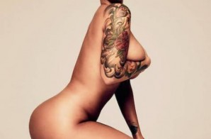 Good Lawd: Amber Rose Covers GQ Magazine (Photos)