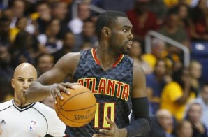 The Atlanta Hawks Return To Philips Arena To Face The San Antonio Spurs Tonight