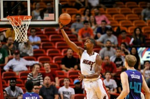 Miami Nice: Chris Bosh Scores 21 Points in His Return to the Miami Heat (Video)